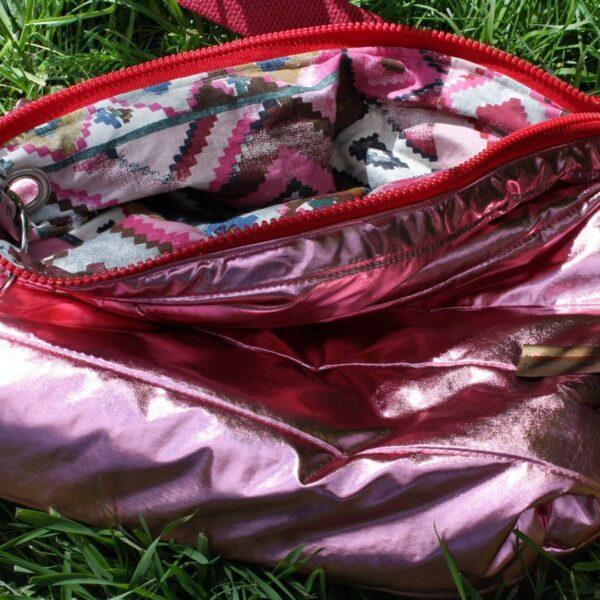 podszewka torby pikówki błyskotki